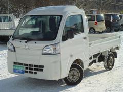 ハイゼットトラックハイルーフ 4WD ABS Wエアバック マニュアル