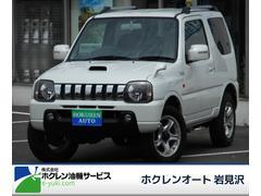 ジムニーワイルドウインド 4WD CD 社外アルミ 純正シートカバー