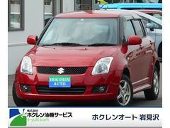 スイフト1.3XG 4WD  スマートキー マニュアル車