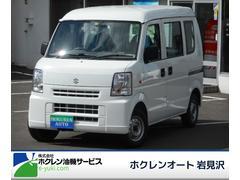 エブリイPA 4WDマニュアル車