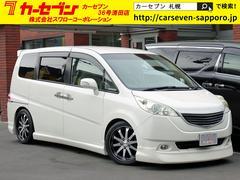 ステップワゴンG スタイルエディション HDDナビ 車高調 クレイブエアロ