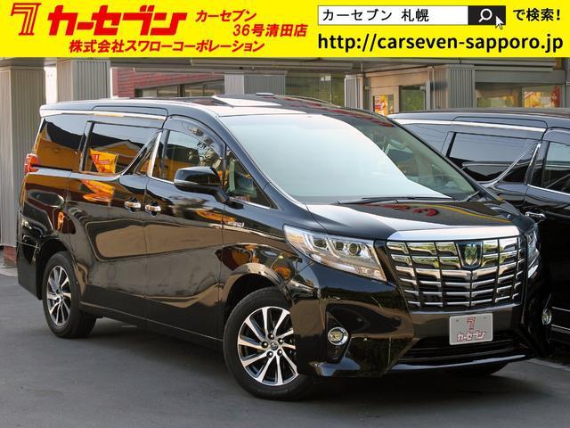 トヨタ G-F JBLツイン パノラM 本革 サンルーフ プリクラ