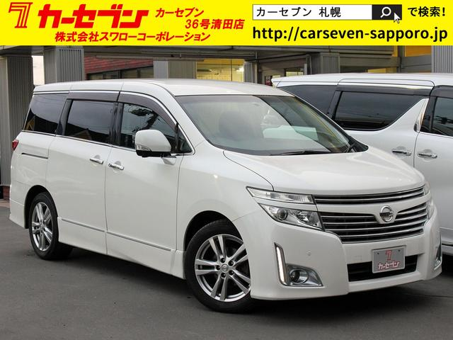 Photo of NISSAN ELGRAND 250HIGHWAY STAR / used NISSAN