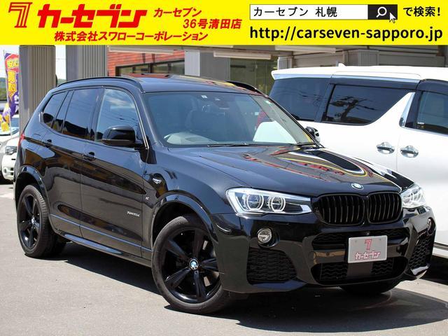 BMW ブラックアウト 310台限定車 HDDナビ フルセグTV 全周囲カメラ ブラックレザー サンルーフ LEDヘッドライト 専用19インチAW ETC パドルシフト シートヒーター ヘッドアップディスプレイ パワーシート