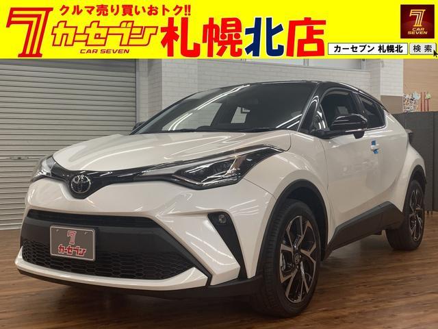 C-HR(トヨタ)G−T 中古車画像
