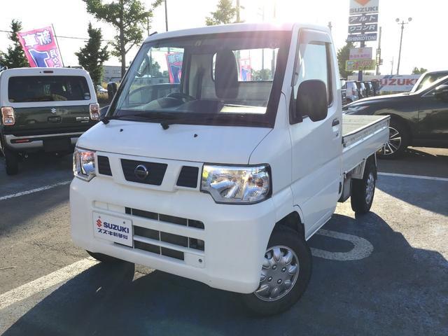 日産 SD 4WD