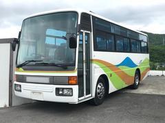 三菱ふそうエアロスター 42人乗 バス エアコン 6MT