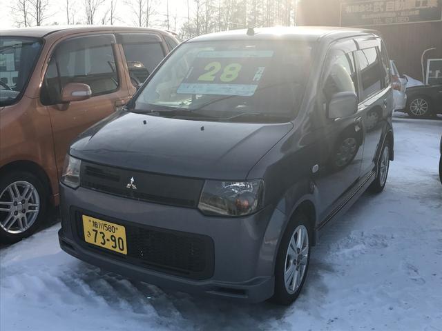 三菱 R 4WD ターボ キーレス CD/MD 走行11.3万キロ