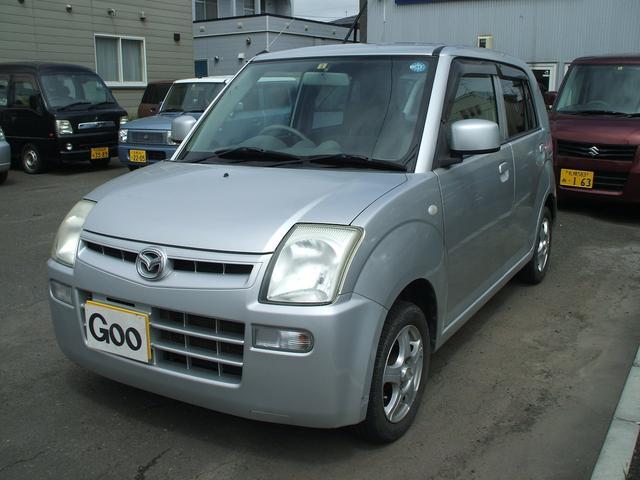 マツダ GII 4WD オートマ エアバッグ ABS