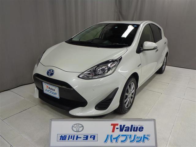 「トヨタ」「アクア」「コンパクトカー」「北海道」の中古車