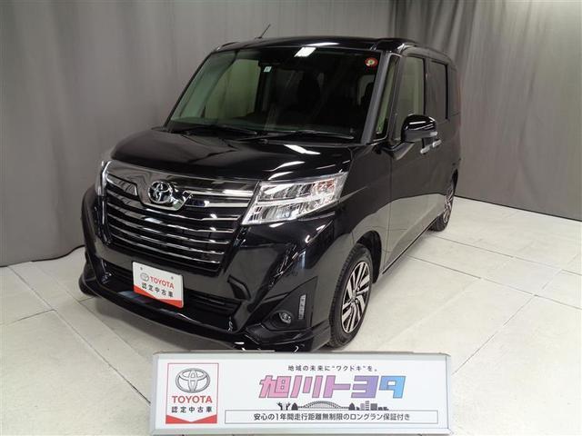 トヨタ カスタムG 4WD SA2