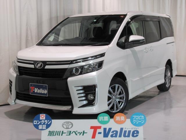 トヨタ ZS 4WD TV