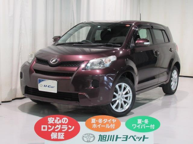 「トヨタ」「イスト」「コンパクトカー」「北海道」の中古車