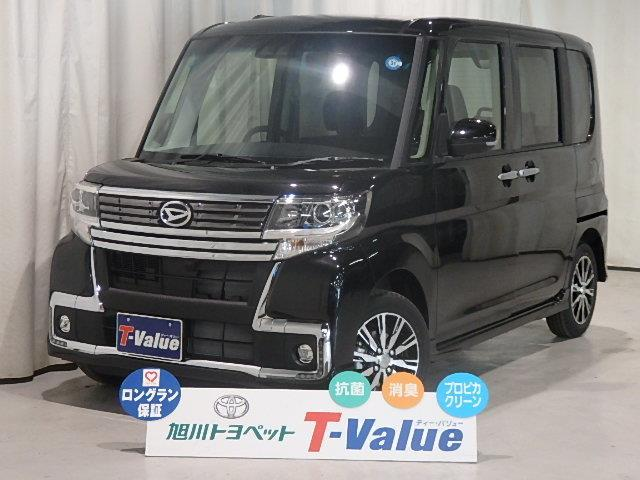 ダイハツ カスタムX トップエディションSAIII TV
