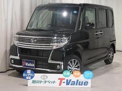 タントカスタムX トップエディションSAIII TV