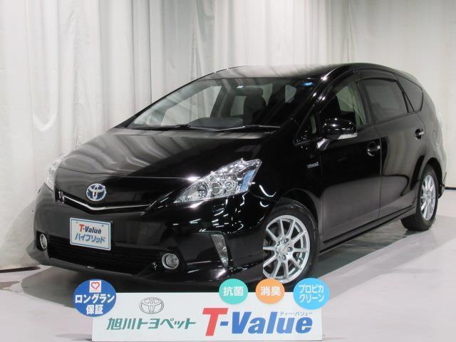トヨタ S チューン ブラック TV