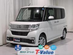 タントカスタムX SAIII 4WD TV