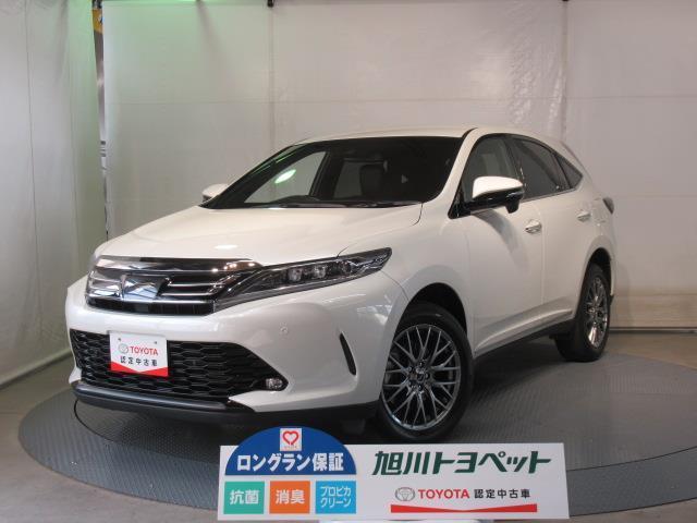 トヨタ ハリアー エレガンス ターボ 4WD