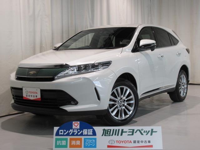 「トヨタ」「ハリアー」「SUV・クロカン」「北海道」の中古車