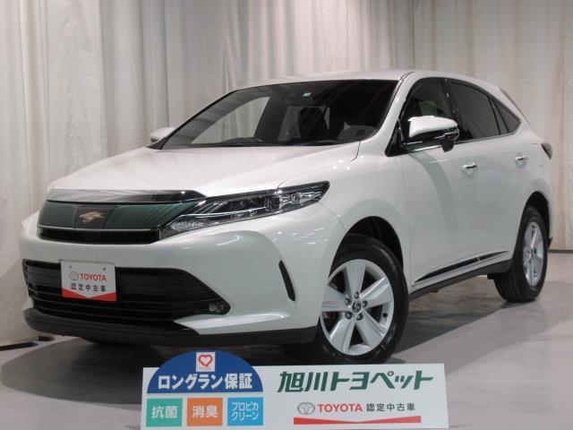 トヨタ ハリアー エレガンス 4WD