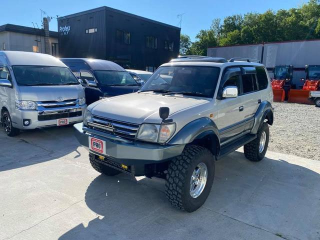 トヨタ TX 1ナンバー リフトアップ