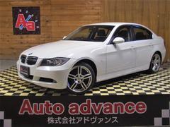 BMW323i 黒革Pシート ナビ Pスタート