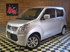 ワゴンRFX 4WD エコアイドル シートヒーター 5年保証
