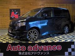 ヴォクシーX Lエディション 4WD ナビ TV Bカメラ Pドア