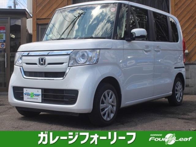 N-BOX G・Lホンダセンシング 4WD 社外ナビ・TV・バックカメラ