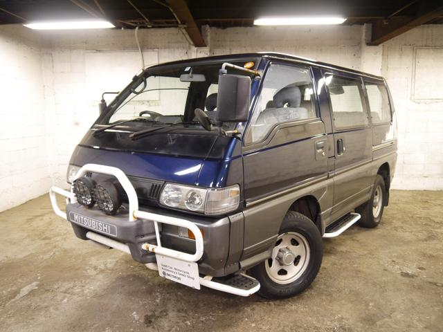 「三菱」「デリカスターワゴン」「ミニバン・ワンボックス」「北海道」の中古車
