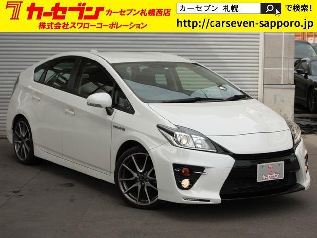 トヨタ SツーリングセレクションG's HDDナビ LEDBEAM