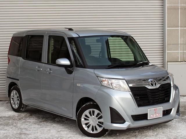 トヨタ X 4WD 寒冷地仕様車 パワースライドドア ナビ フルセグTV プッシュスタート&スマートキー アイドリングストップ