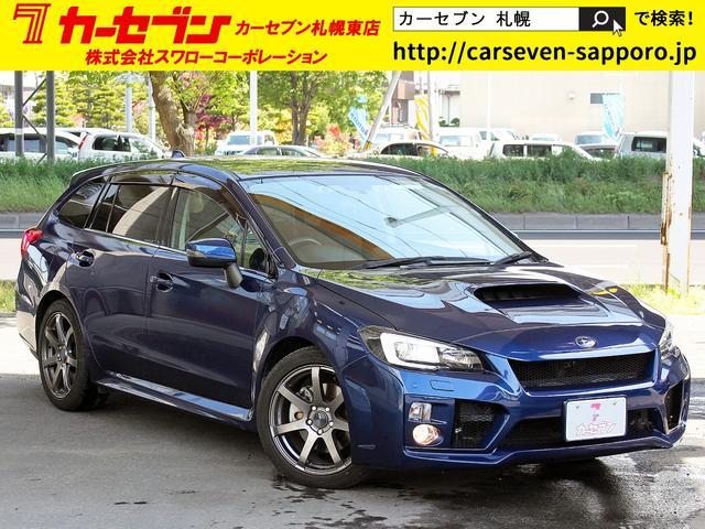 スバル GT-Sアイサイト ナビTV コラゾン ENKEI18AW