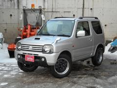 AZオフロードXC 4WD 5速 ターボ ミラーヒーター ルーフレール