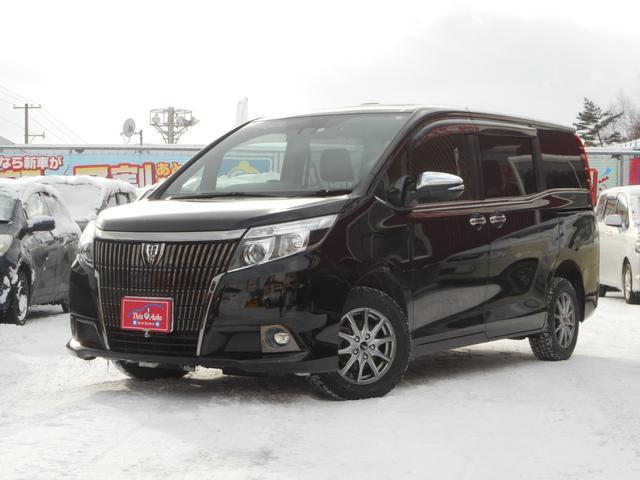 トヨタ Gi ブラックテーラード 4WD サンルーフ エンスタ