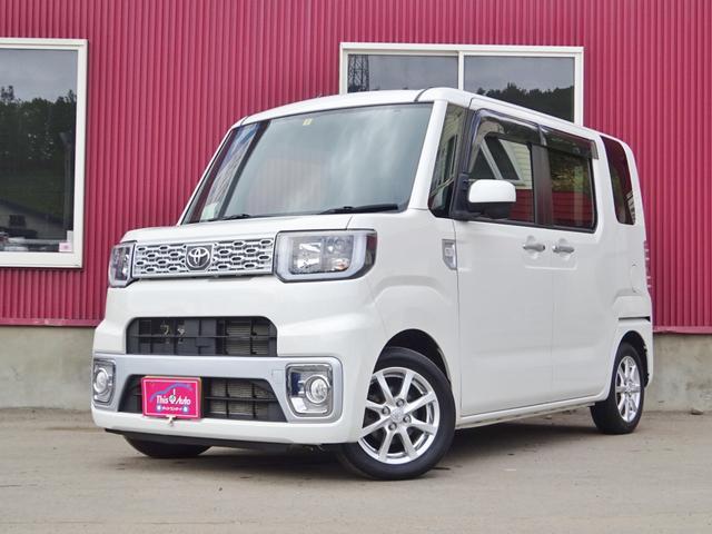 トヨタ X ターボ ワンオーナー ナビTV 電動スライドドア