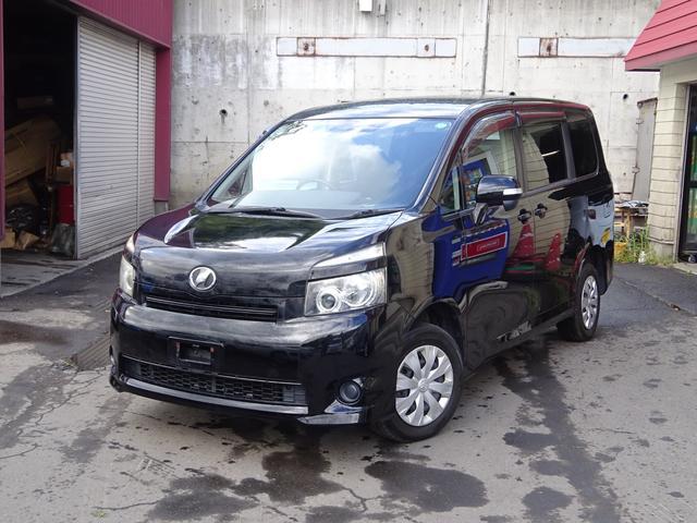 トヨタ X 片側電動スライドドア エンジンスターター HDDナビ