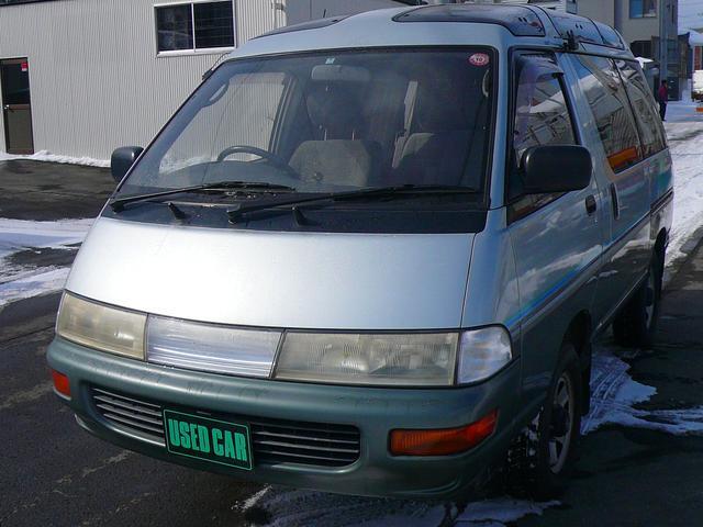トヨタ ロイヤルラウンジ 4WD ディーゼルターボ