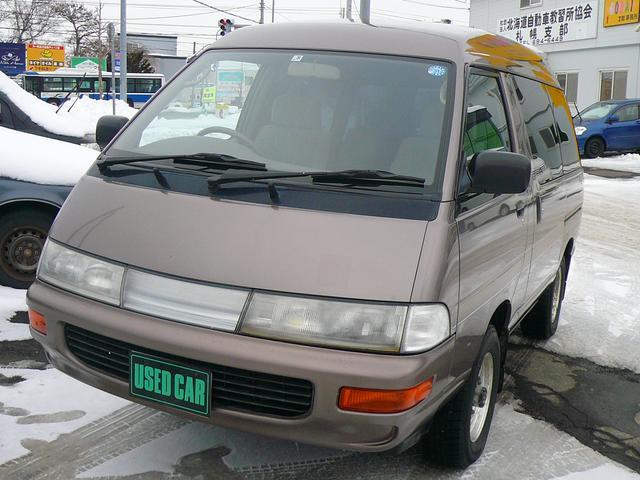 トヨタ スーパーエクストラ 2.2D-T 4WD