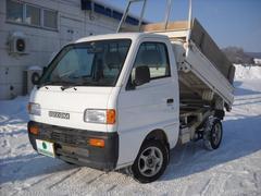 キャリイトラックダンプ 4WD