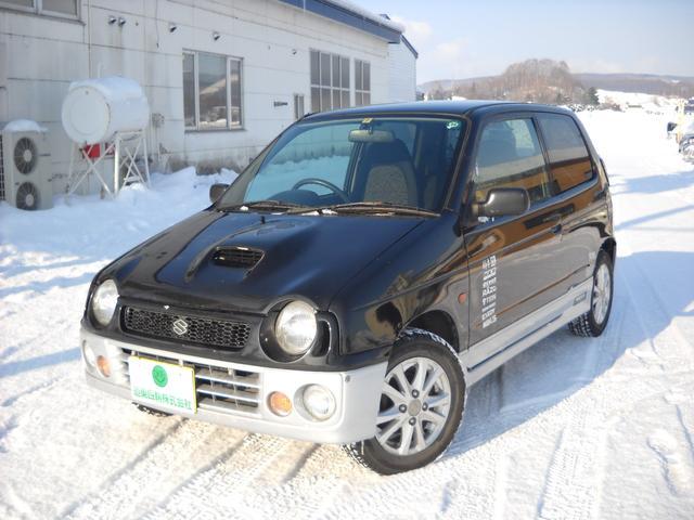 スズキ RS/Z 5速マニュアル 4WD