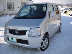 AZワゴンFM−G 4WD シート、ミラーヒーター
