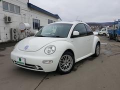 VW ニュービートルプラス 黒革 サンルーフ