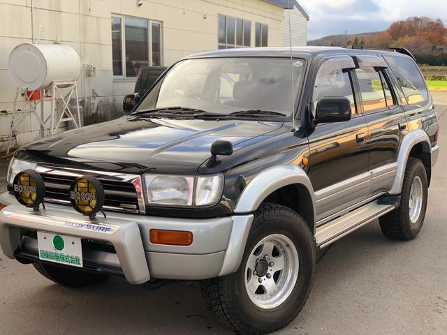 トヨタ SSR-X ワイド 4WD Dターボ 寒冷地仕様車