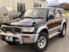 ハイラックスサーフSSR−X ワイド 4WD Dターボ 寒冷地仕様車