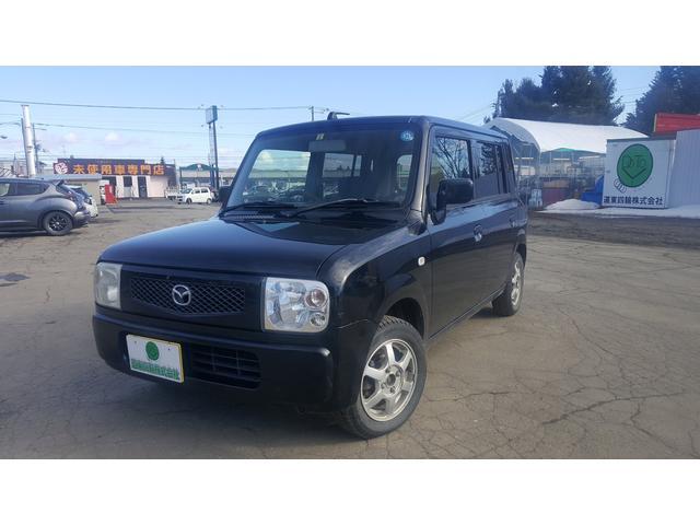 マツダ G 4WD 夏冬タイヤ