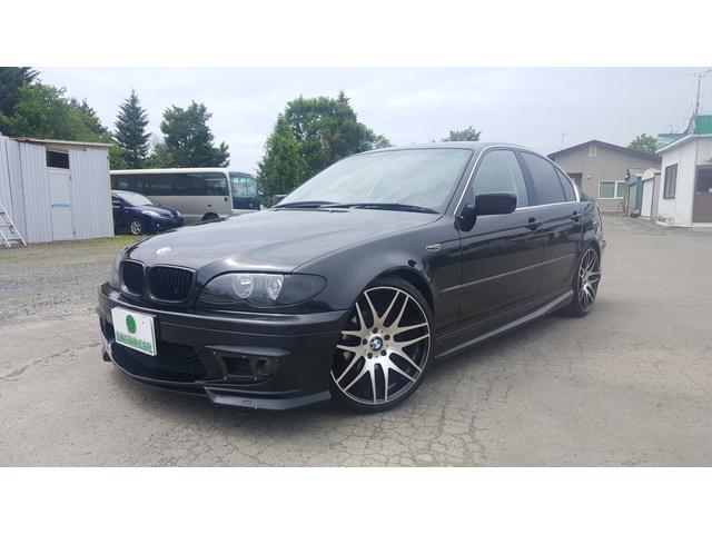 BMW 320i ハイラインパッケージ 19インチAW ENERGY