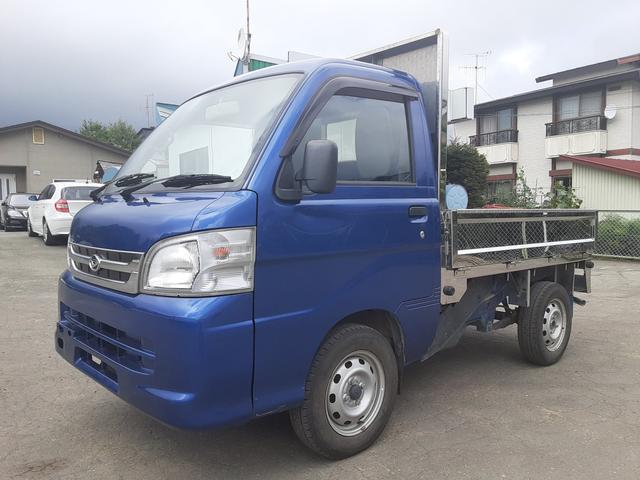 ダイハツ ハイゼットトラック エアコン・パワステ スペシャル 4WD 荷台ステンレス
