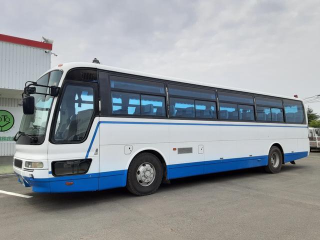 三菱ふそう 三菱ふそう  大型バス エアロクイーン 57人乗り 17730CC