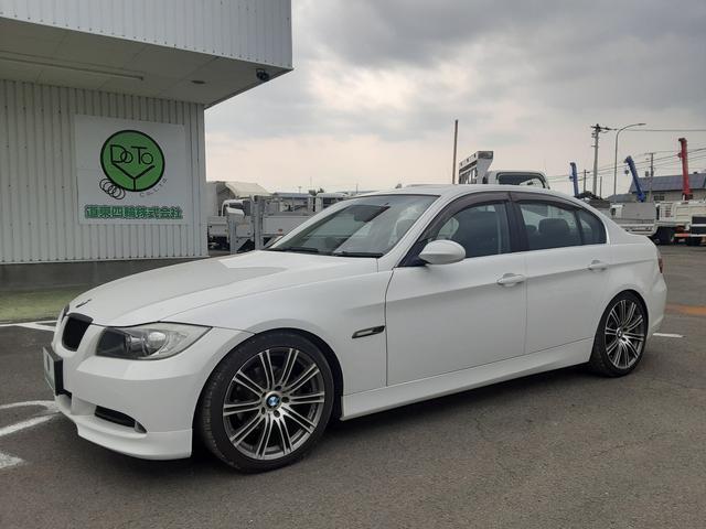 BMW 3シリーズ 323i 社外足回り